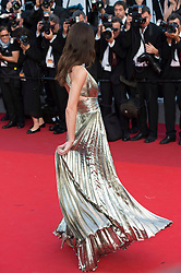 'The Beguiled' Red Carpet Arrivals - The 70th Annual Cannes Film Festival. 24 May 2017 Pictured: Lena Meyer-Landrut. Photo credit: Daniele Cifalà / MEGA TheMegaAgency.com +1 888 505 6342