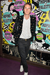 OTIS FERRY at Hoping's Greatest Hits - the 10th Anniversary of The Hoping Foundation's charity benefit held at Ronnie Scott's, 47 Frith Street, Soho, London on 16th June 2016.