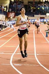 New Balance High School National Indoor Track & Field Championships: boys Mile, Grant Fisher, MI