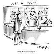 """Sorry, Mac. Finders keepers..."""
