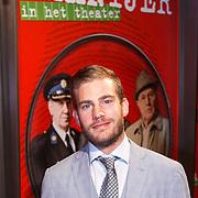 NLD/Amsterdam/20130107 - Premiere toneelstuk Baantjer, Tim Akkerman