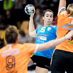 20171111: SLO, Handball - EHF Women's Champions League 2017/18, RK Krim Mercator vs CSM Bucuresti