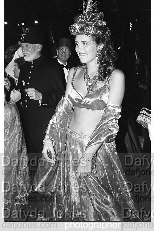 Rosekrans Ball, Janeka, San Francisco, 1996© Copyright Photograph by Dafydd Jones 66 Stockwell Park Rd. London SW9 0DA Tel 020 7733 0108 www.dafjones.com