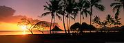 Kualoa, Kaneohe Bay, Oahu, Hawaii, USA<br />