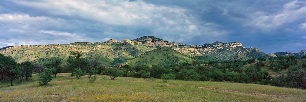 Atascosa Mountians in southern Arizona