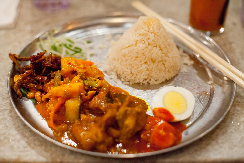 Nasi Lemak from Laut (P$FREE) - Dev Lunch September