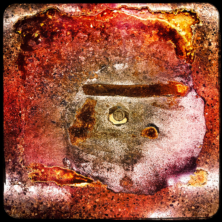 Faces series, Fine art photography by ETS, Eric Spangler