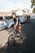 Team Endura Racing at the 2011 Tour of Britain for Rouleur magzine
