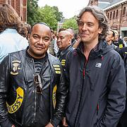 NLD/Amsterdam/20150618 - Voorvertoning Satudarah – One Blood documentaire, president Xanterra Manuhutu en Joost van der Valk