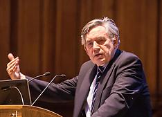 Gordon Brown - Scotland and the Silk Road   Edinburgh   4 October 2017