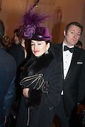 Isabella Blow: Fashion Galore! private view, Somerset House. London. 19 November 2013