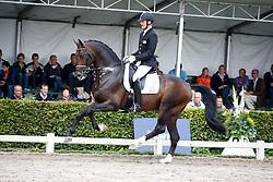Hanzon Theo (NED) - Amazing Star<br /> KWPN Paardendagen 2010<br /> Photo © DigiShots