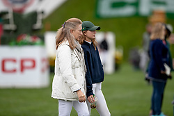 Deslauriers Lisa, Deslauriers Lucy, USA<br /> Spruce Meadows Masters - Calgary<br /> © Hippo Foto - Dirk Caremans<br /> 09/09/2018