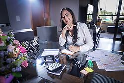 A assessora para organização pessoal e institucional, Letícia Rigolli. FOTO: Jefferson Bernardes/ Agência Preview