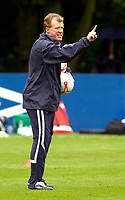 Photo: Richard Lane.<br />England Training Session. 22/05/2006.<br />Assistant manager Steve McClaren who will take charge after the World Cup.