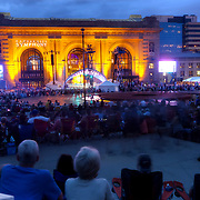 Memorial Day Celebration at the Station, concert by the Kansas City Symphony at Union Station.