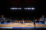 Palla a due <br /> Pallacanestro Cantu' - A X Armani Exchange Milano <br /> Basket Serie A LBA 2020/2021<br /> Desio 15 November 2020<br /> Foto Mattia Ozbot / Ciamillo-Castoria