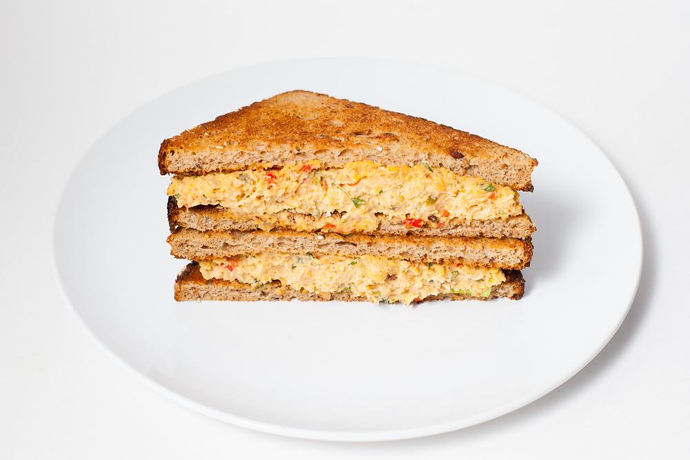 Chickpea Salad Sandwich from Riverwards ($7.50)