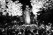 The celebration of the centenary of the coronation of the statue of Our Lady of the Snow.