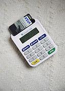 Ezio Lloyds Bank card reader online banking security device, UK
