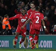 Southampton v Reading 081212