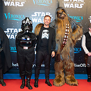 NLD/Amsterdam/20191218 - Premiere van Star Wars: The Rise of Skywalker, Armin van Buuren