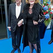 NLD/Amsterdam/20120923- Premiere musical De Jantjes, Gerrie van der Kleij en Vincent Steinmetz