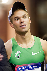 Millrose Games indoor track and field: Nick Symmonds