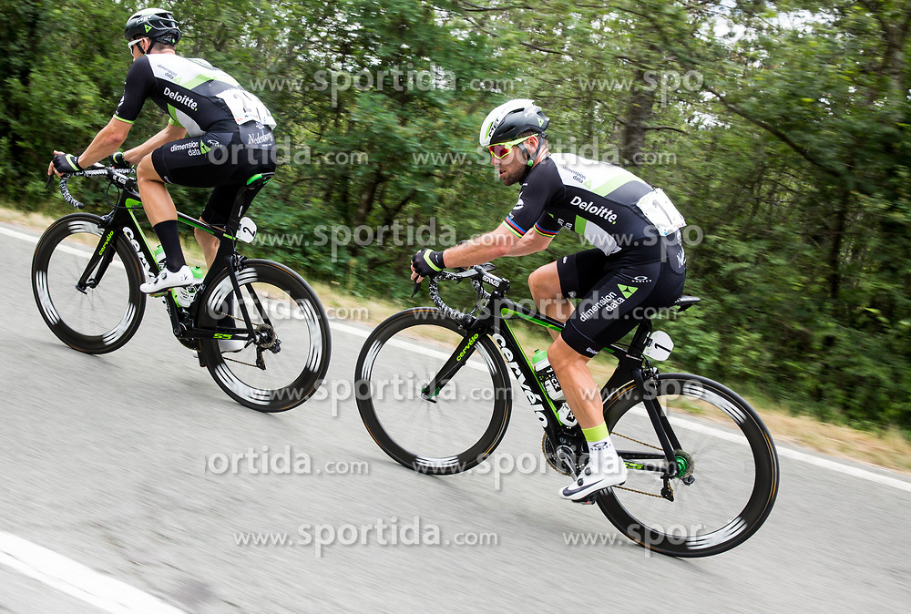 Mark Cavendish (GB) of Team Dimension Data during Stage 1 of 24th Tour of Slovenia 2017 / Tour de Slovenie from Koper to Kocevje (159,4 km) cycling race on June 15, 2017 in Slovenia. Photo by Vid Ponikvar / Sportida