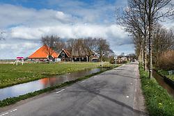 Bobeldijk, Koggenland, Noord Holland, Netherlands