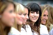 Nov 15-18, 2012: grid girls.© Jamey Price/XPB.cc