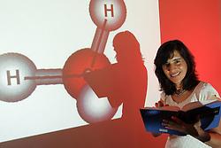 Marcia Barbosa, 45, doutora em Física e professora da UFRGS, no Departamento de Fisica. FOTO: Jefferson Bernardes/Preview.com