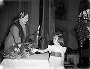 10/05/1955<br /> 05/10/1955<br /> 10 May 1955<br /> N.A.I.D.A. Annual Fashion Parade at the Gresham Hotel, Dublin.
