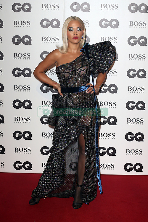 GQ Men of The Year Awards in London in Association with Hugo Boss at Tata Modern in London, UK. 05 Sep 2018 Pictured: Rita Ora. Photo credit: Fred Duval/MEGA TheMegaAgency.com +1 888 505 6342