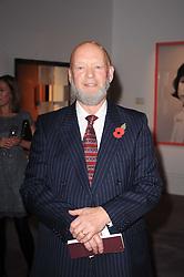 MICHAEL EAVIS at the Krug Mindshare auction held at Sotheby's, New Bond Street, London on 1st November 2010.