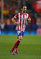 Juanfran of Atletico Madrid