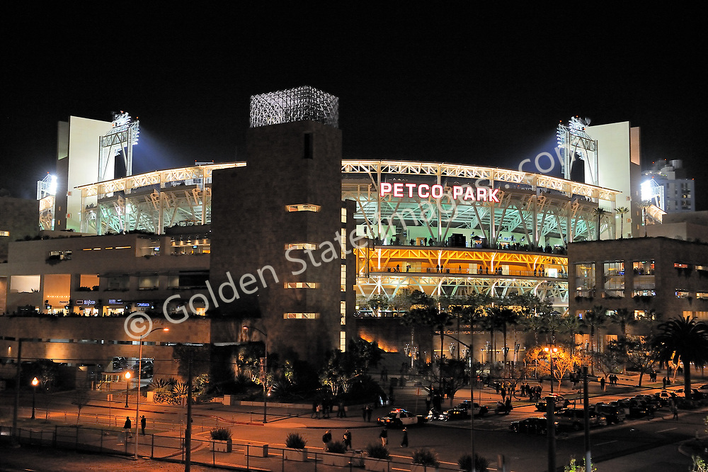 Home of the San Diego Padres Petco Park was built in downtown San Diego.