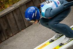 Carina Vogt of Germany during Day 3 of World Cup Ski Jumping Ladies Ljubno 2019, on February 10, 2019 in Ljubno ob Savinji, Slovenia. Photo by Matic Ritonja / Sportida