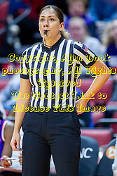 NORMAL, IL - January 05: Kristyne Esparza during a college women's basketball game between the ISU Redbirds and the Purple Aces of University of Evansville January 05 2020 at Redbird Arena in Normal, IL. (Photo by Alan Look)