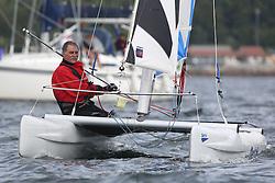 Peelport Clydeport Largs Regatta Week 2013 <br /> <br /> 2470, Dart 16, Rob Brown<br /> <br /> Largs Sailing Club, Largs Yacht Haven, Scottish Sailing Institute