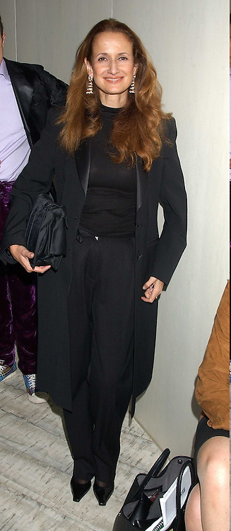 ISABEL GOLDSMITH at a dinner hosted by Arnaud Bamber MD of Cartier, Amanda Sharp and Matthew Slotover Directors of the Frieze Art Fair to celebrate artists featured in the 2005 Frieze Art Fair Curatorial Programme at Nobu-Berkeley, 15th Berkeley Street, London on 21st October 2005.<br /><br />NON EXCLUSIVE - WORLD RIGHTS