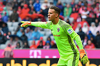 Torwart Ørjan Nyland (Ingolstadt)<br /> Muenchen, 17.09.2016, Fussball Bundesliga, FC Bayern <br /> Norway only<br /> Bayern München