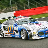 #102 Porsche 996 Bi-Turbo GT2-R, PMB Motorsport, driven by: Alexander Talkanitsa (BG)/Philippe Ullmann (F)/Kenneth Heyer (D)/Wolfgang Kaufmann (D), Total 24H Spa, 3.8.2008