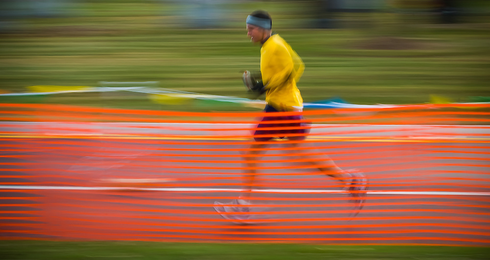 For a finnisher in the JFK 50 Mile Ultramarathon, the last few steps on the course can become a blur.