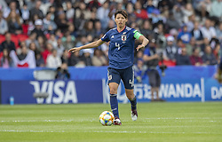 Saki KUMAGAI (JJPN) in action during the match of 2019 FIFA Women's World Cup France group D match between Argentina andJapan, at Parc des Princes on June 10, 2019 in Paris, France. Photo by Loic BARATOUX/ABACAPRESS.COM