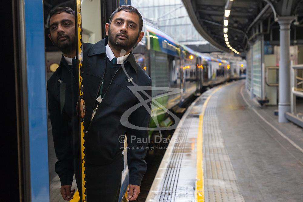 GWR and Heathrow Express PR pictures. Paddington, London, November 01 2018.