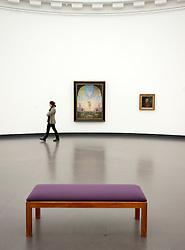 The Kunsthalle art gallery in Hamburg Germany