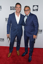 Bruce Shooley at Death Of A Nation Los Angeles Premiere held at Regal L.A. Live: A Barco Innovation Center on July 31, 2018 in Los Angeles, California, United States (Photo by Jc Olivera for Jade Umbrella)