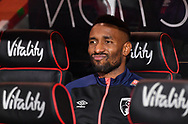 Jermain Defoe (18) of AFC Bournemouth  during the Premier League match between Bournemouth and Huddersfield Town at the Vitality Stadium, Bournemouth, England on 4 December 2018.