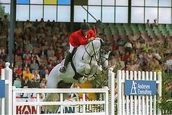 Lansink Jos, BEL, Carthago Z<br /> Nations Cup Hickstead 1999<br /> Photo © Dirk Caremans